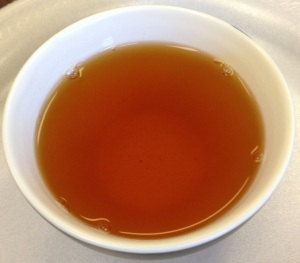 NaturaliTea Japanese Black Tea - 2nd Infusion