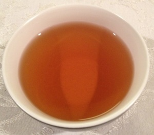 NaturaliTea Japanese Black Tea - 3rd Infusion