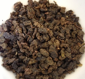 Black Oolong Dry Leaves