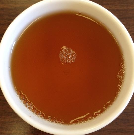 Keemun Mao Feng Black Tea 3rd Infusion