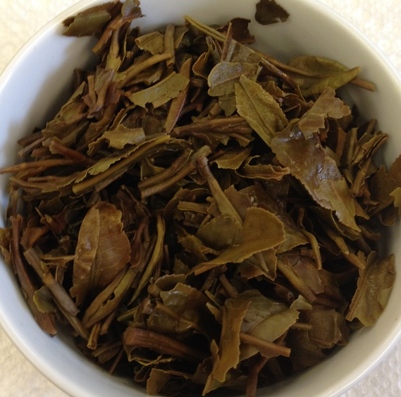 Giddapahar SFTGFOP1 1st Fl 2013 Infused Leaves