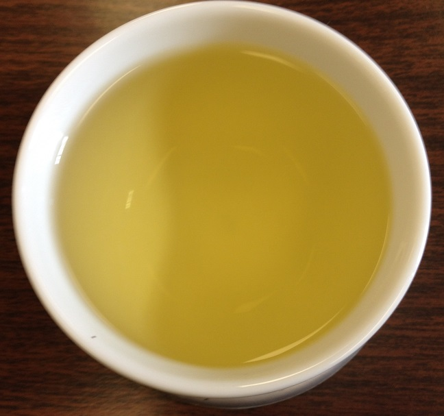 Mount Chilai Original Oolong 1st Infusion Cup