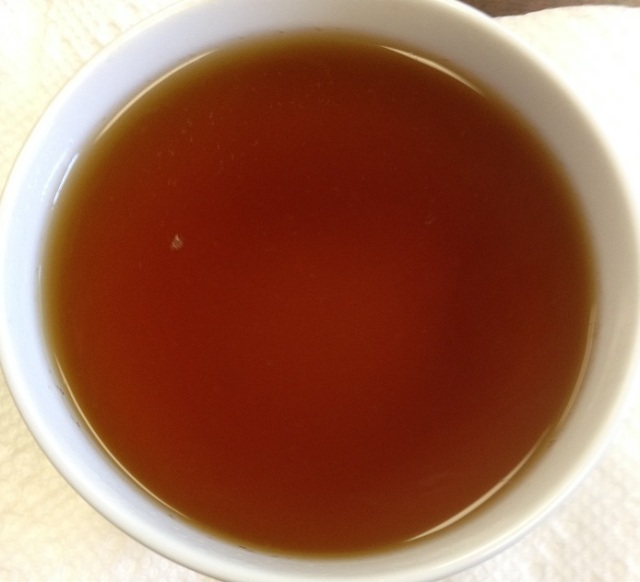 Supreme Yunnan Golden Snail Black Tea 1st Infusion