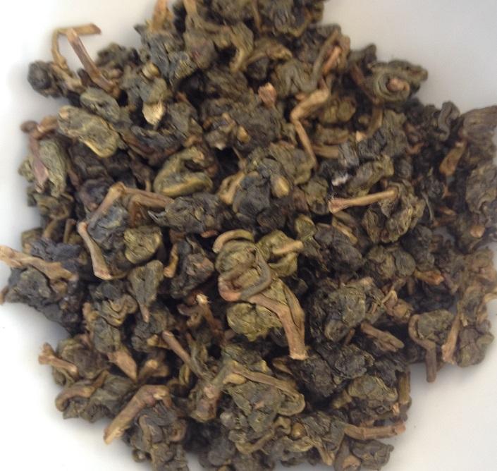 Organic Roasted Oolong Dry Leaves