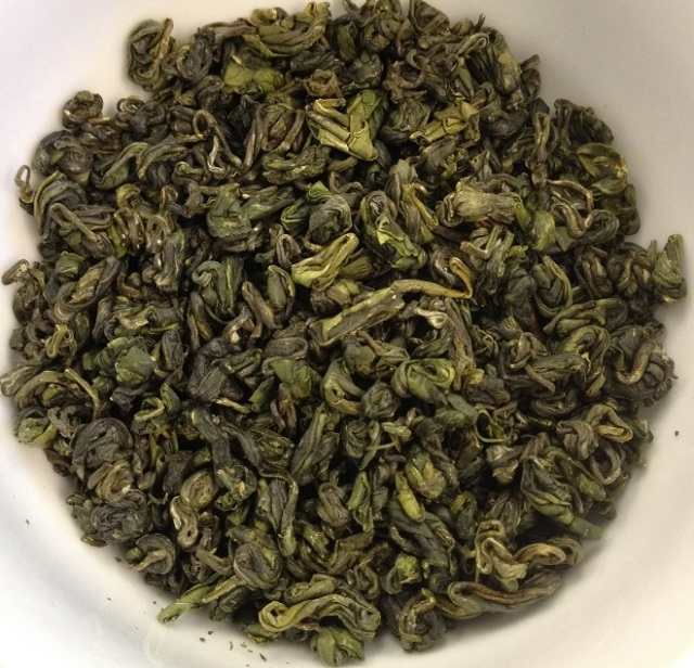High Grade Gunpowder Green Tea Dry Leaves