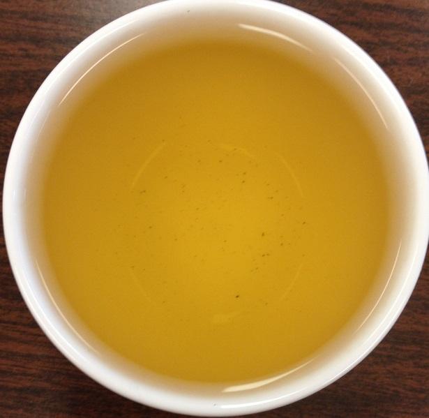 Ceylon OPA#2 Green Tea 1st Infusion