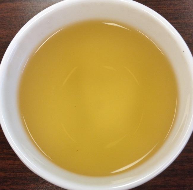 Ceylon OPA#2 Green Tea 3rd Infusion