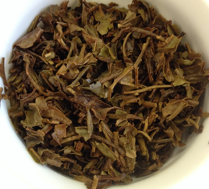 Makaibari Estate First Flush Infused Leaves