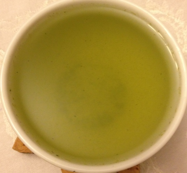Sencha of the Wind 2nd Infusion