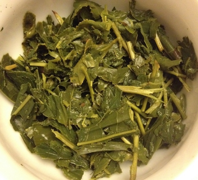 Sencha of the Wind Infused Leaves