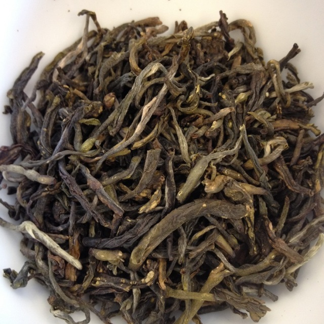 Amba Green Tea Dry Leaves