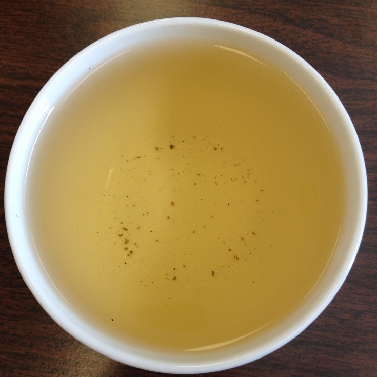 Amba Green Tea 3rd Infusion