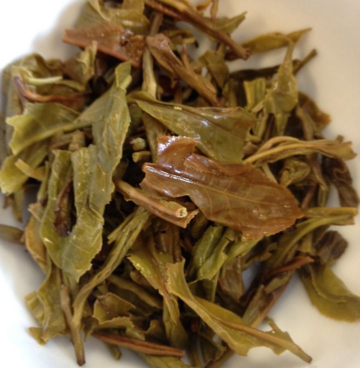 Amba Green Tea Infused Leaves