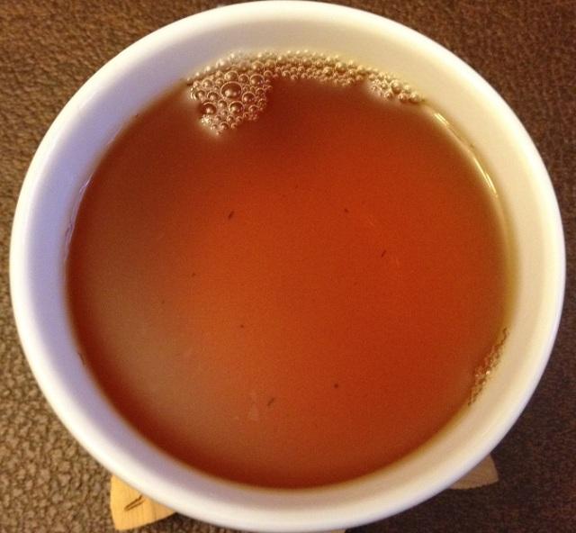 Yun Nan Dian Hong Black Tea 2nd Infusion