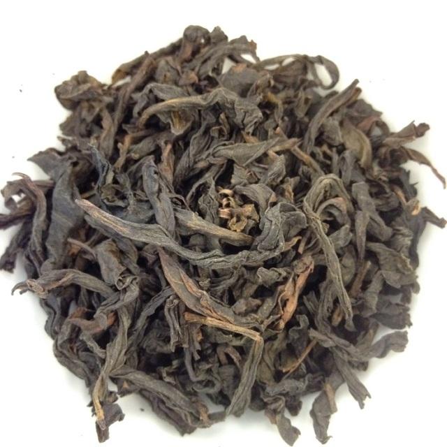 TeaVivre Da Hong Pao Rock Oolong Dry Leaves