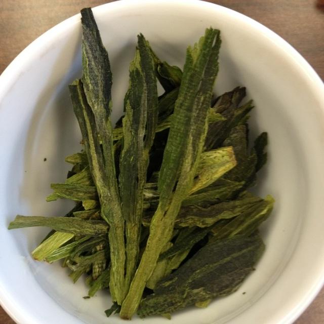 Tai Ping Hou Kui Dry Leaves