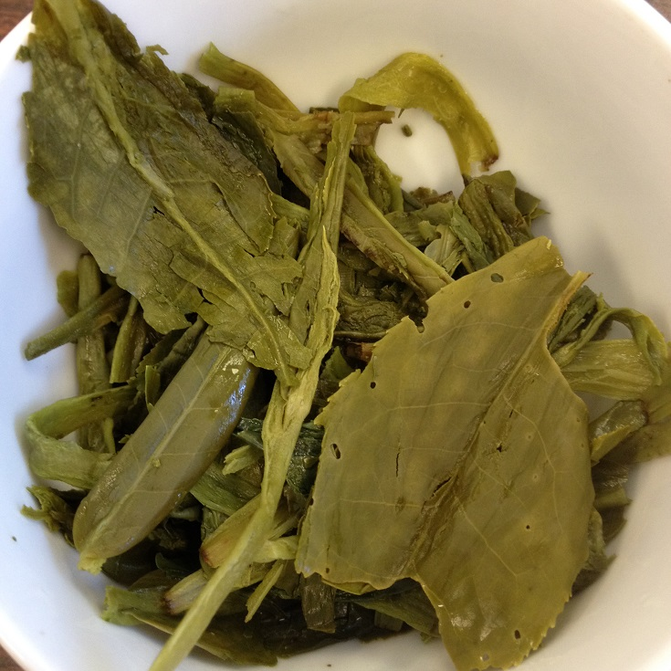 Tai Ping Hou Kui Infused Leaves