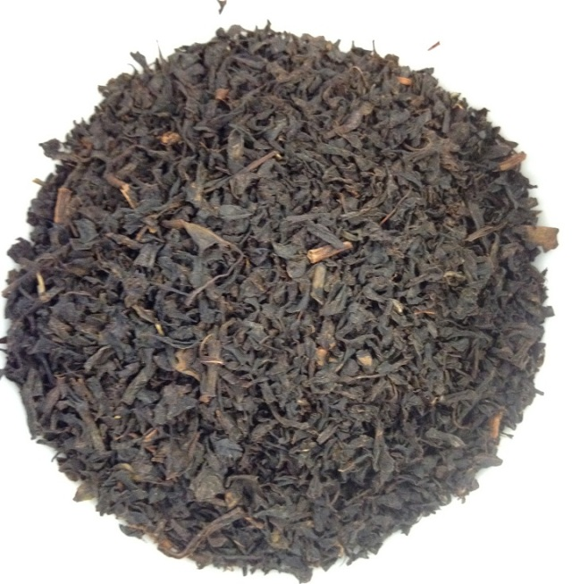 Charleston Breakfast Black Tea Dry Leaves