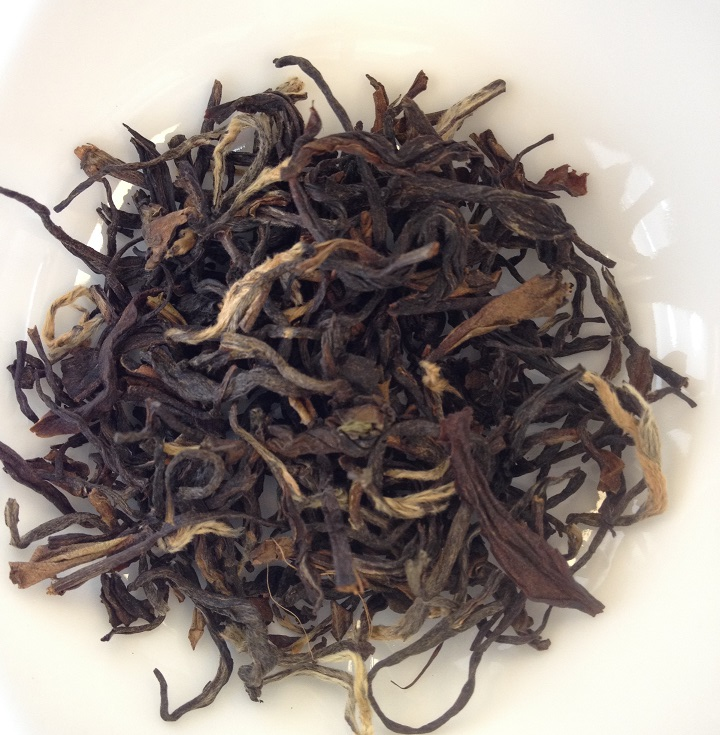 Jungpana Second Flush Dry Leaves