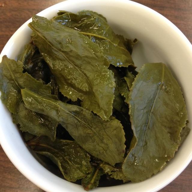 Ti Kuan Yin A++ Autumn Infused Leaves