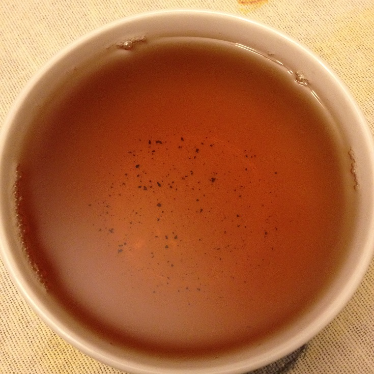 Amber Oolong 3rd Infusion