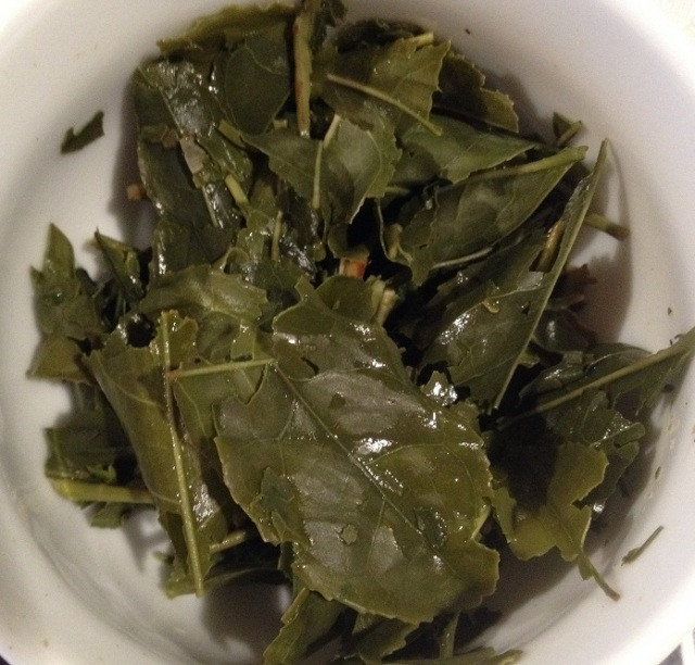 Yanagi Bancha Infused Leaves