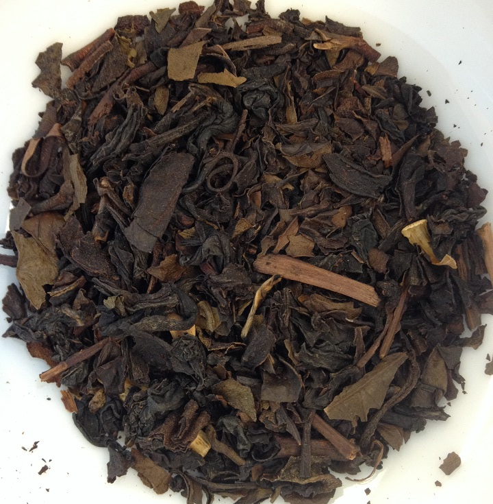 Tigre Blanc Oolong Dry Leaves
