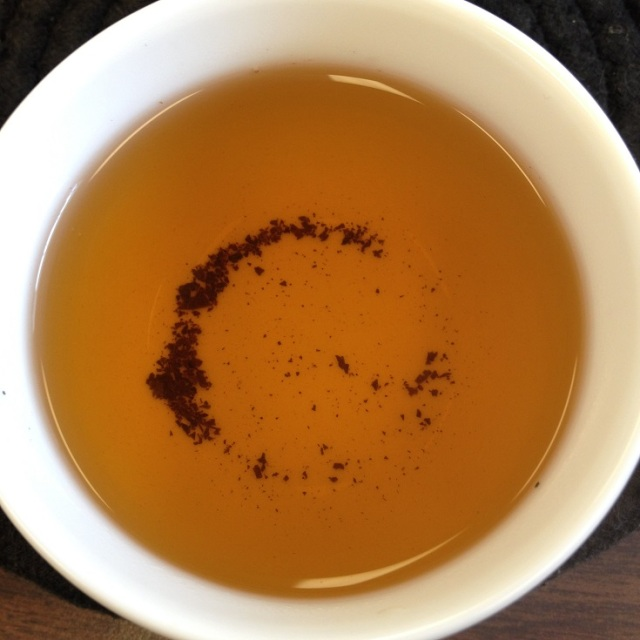Tigre Blanc Oolong 2nd Infusion