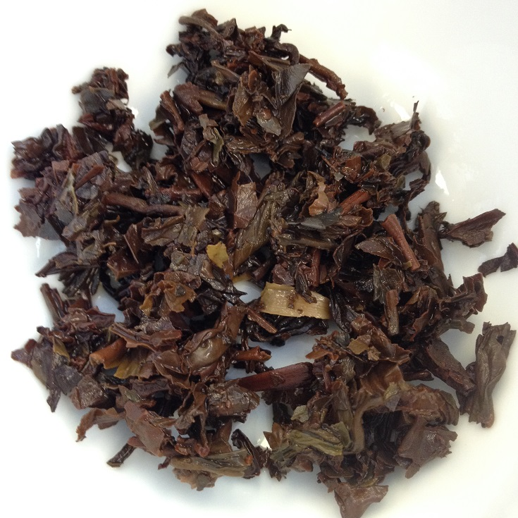 Tigre Blanc Oolong Infused Leaves