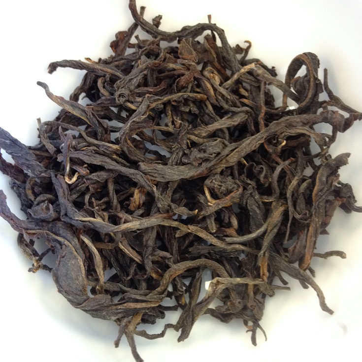 Satemwa Handmade Treasure Black Tea Dry Leaves