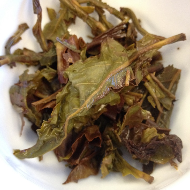 Thyolo Misty Oolong Infused Leaves