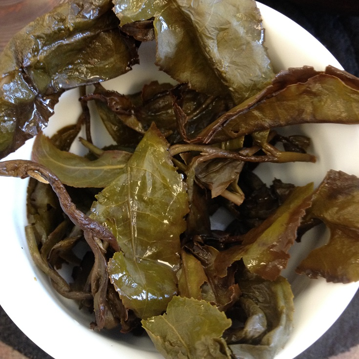 Gui Fei Wulong Infused Leaves
