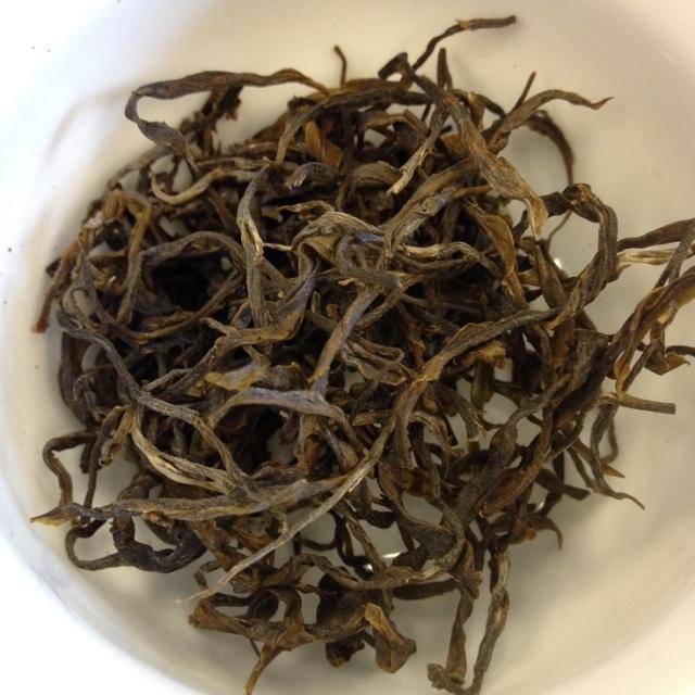 Teaneer Yellow Tea Dry Leaves