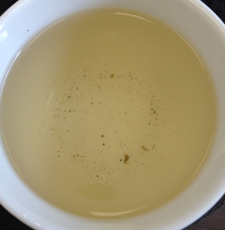 Teaneer Yellow Tea 1st Infusion