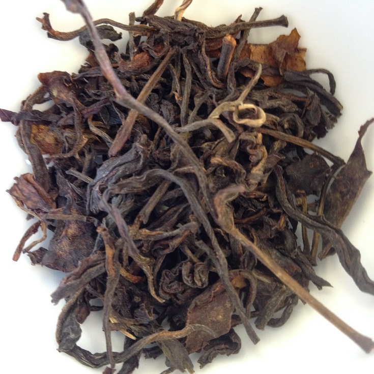 Satemwa OP1 Black Tea Dry Leaves