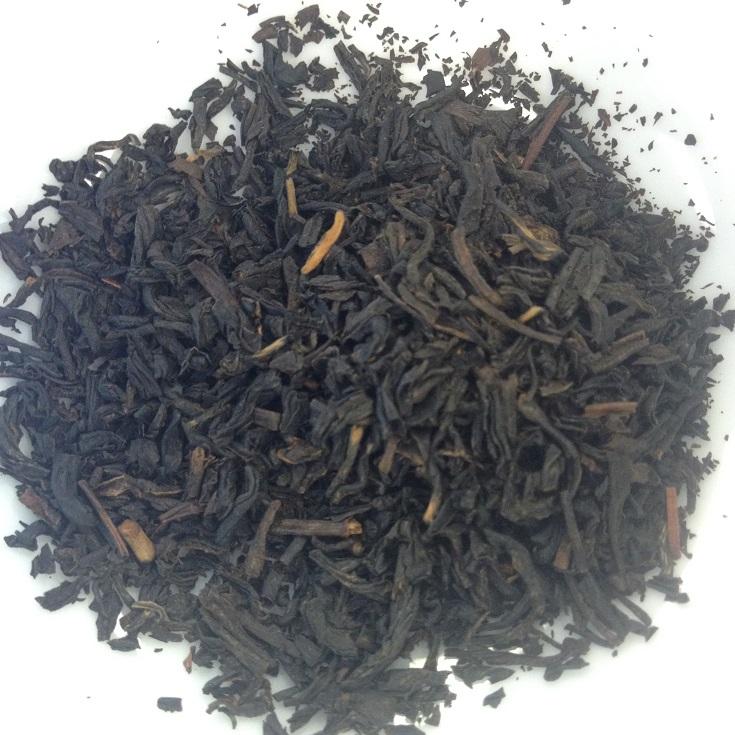 Grand Amour Black Tea Dry Leaves