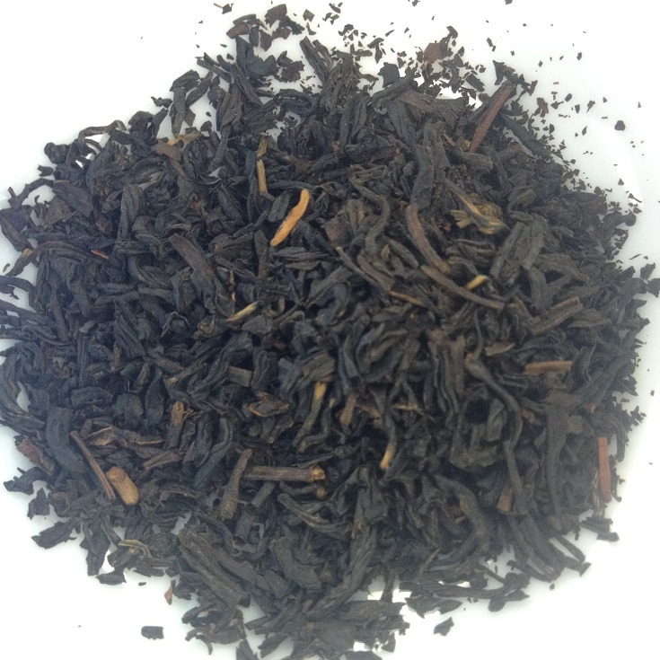 Grand Amour Black Tea Dry Leaves
