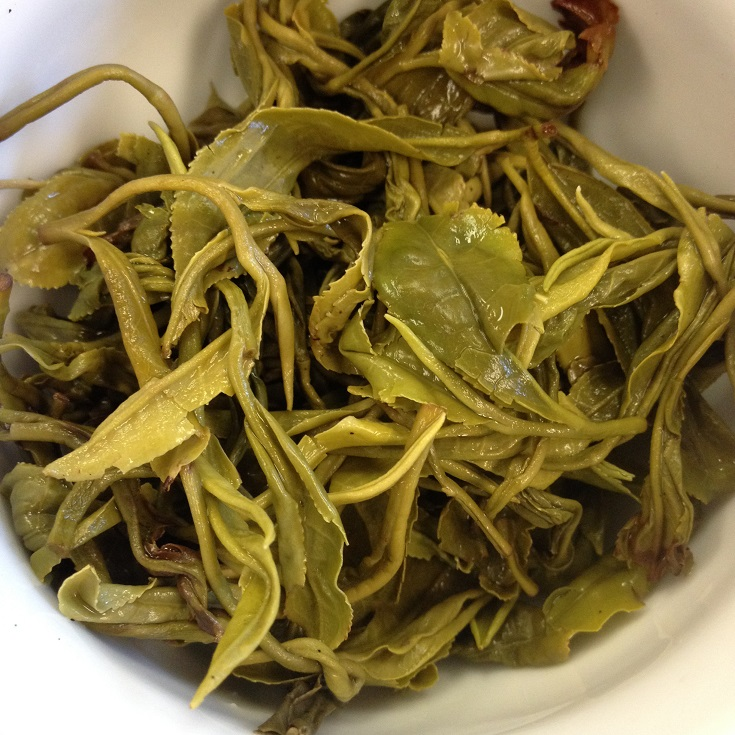 Yong Xi Huo Qing Infused Leaves