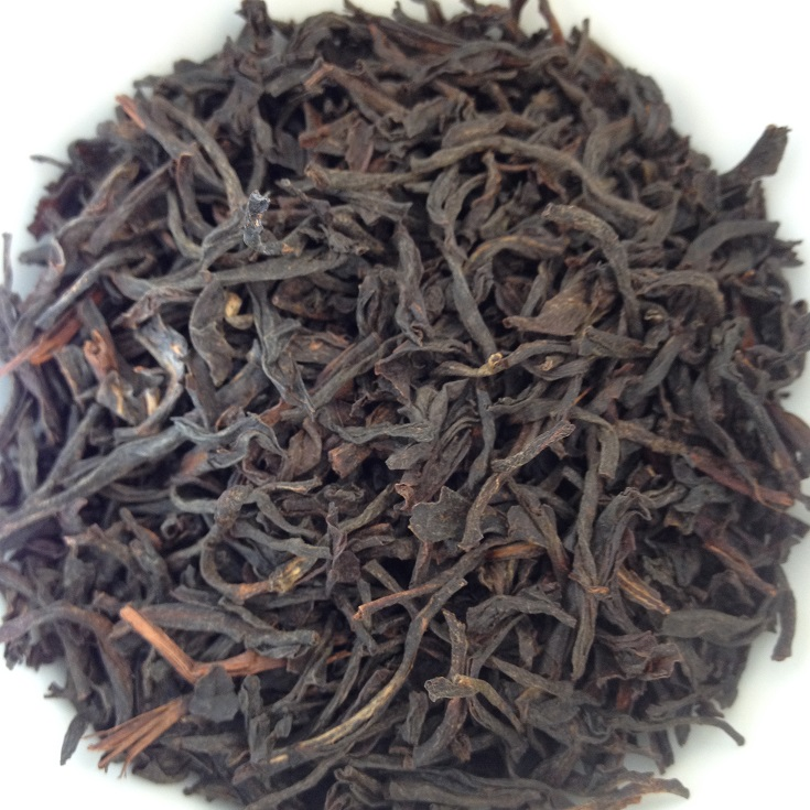 Kangaita FOP Black Tea Dry Leaves