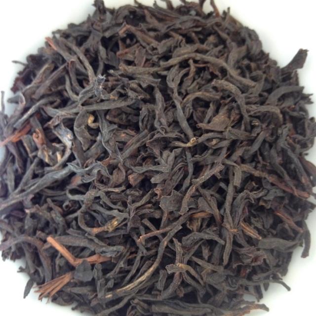Kangaita FOP Black Tea Dry Leaves