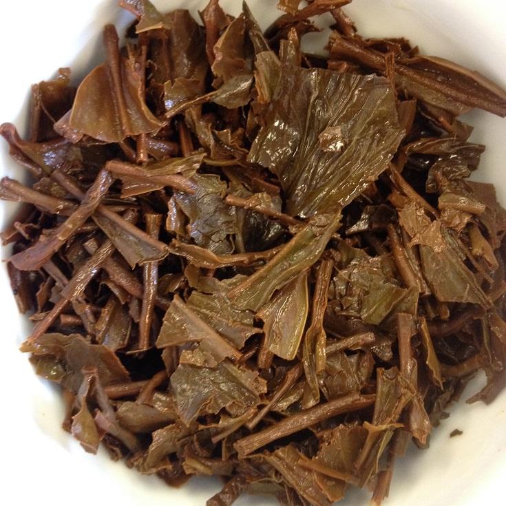 Kangaita FOP Black Tea Infused Leaves