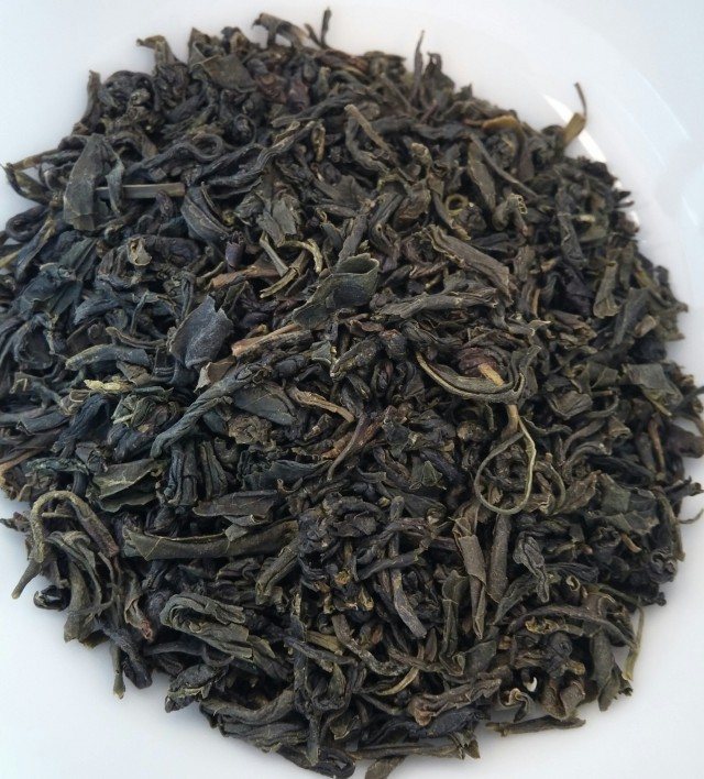 Organic Jaksul Chut Mool Green Tea Dry Leaves