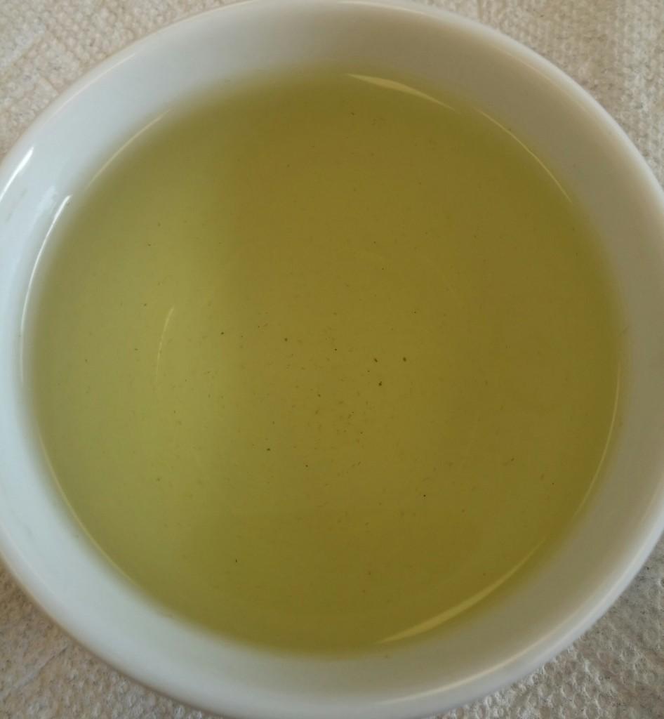 Organic Jaksul Chut Mool Green Tea 3rd Infusion