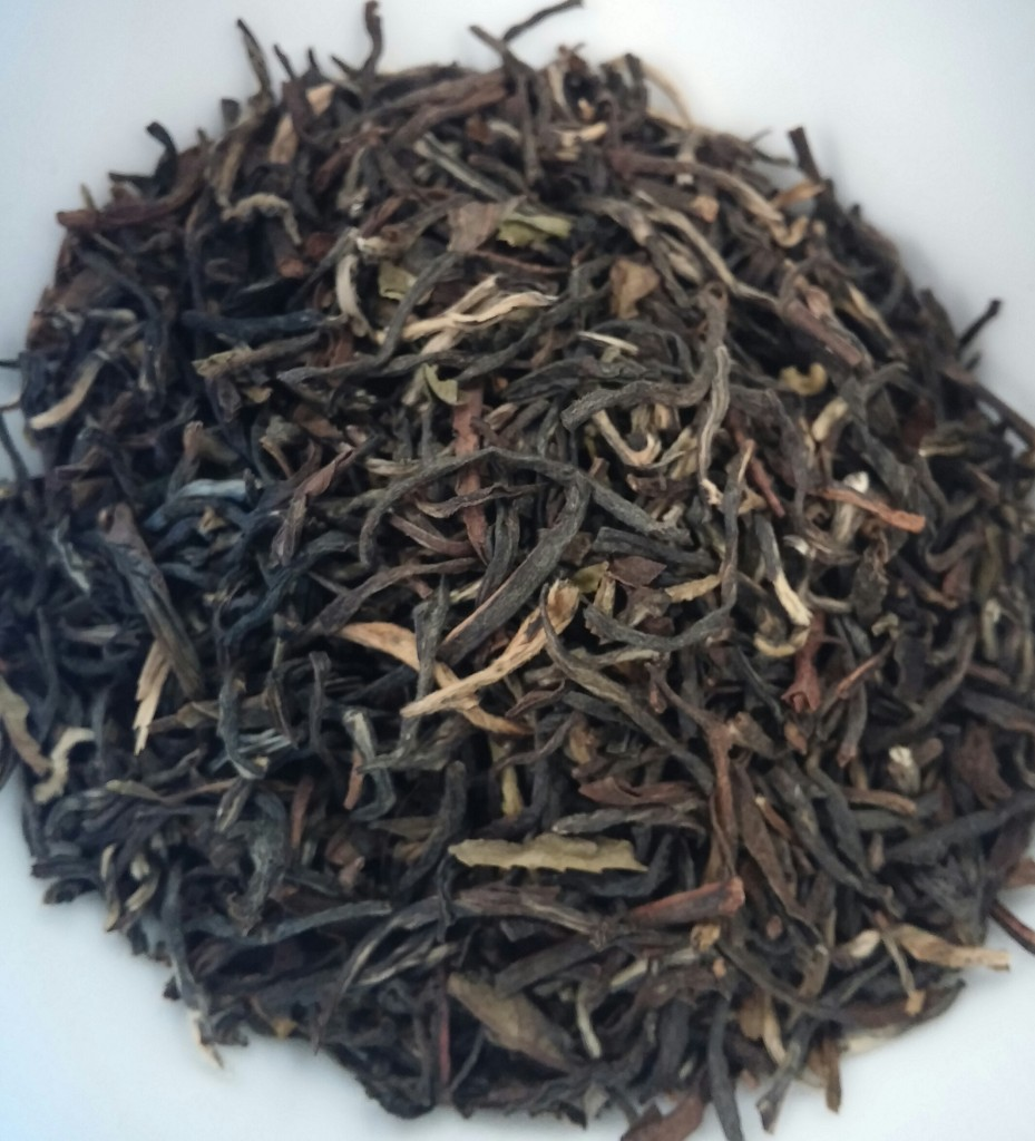 Mt. Kanchengjunga SFTGFOP Black Tea Dry Leaves