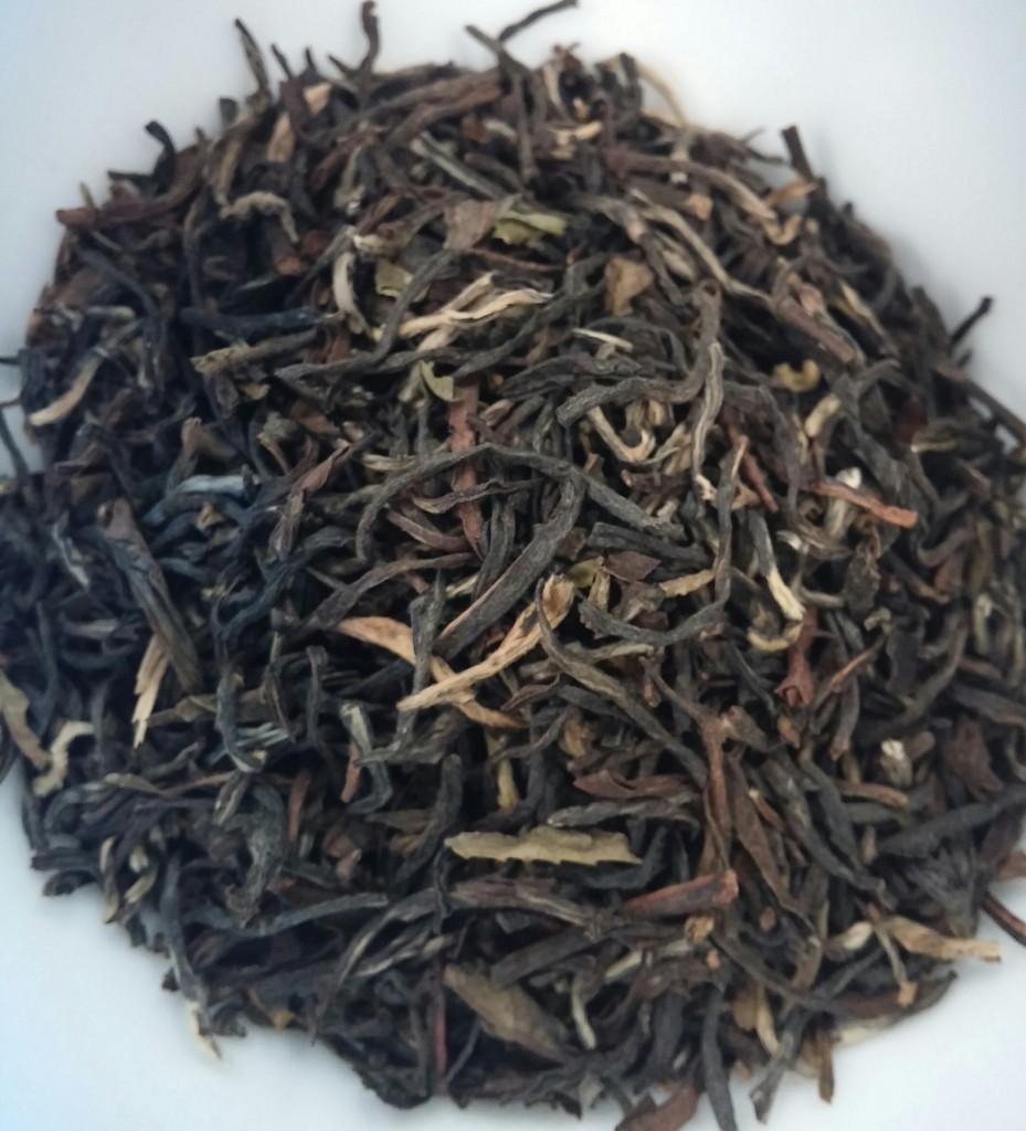 Mt. Kanchengjunga SFTGFOP Black Tea Dry Leaves