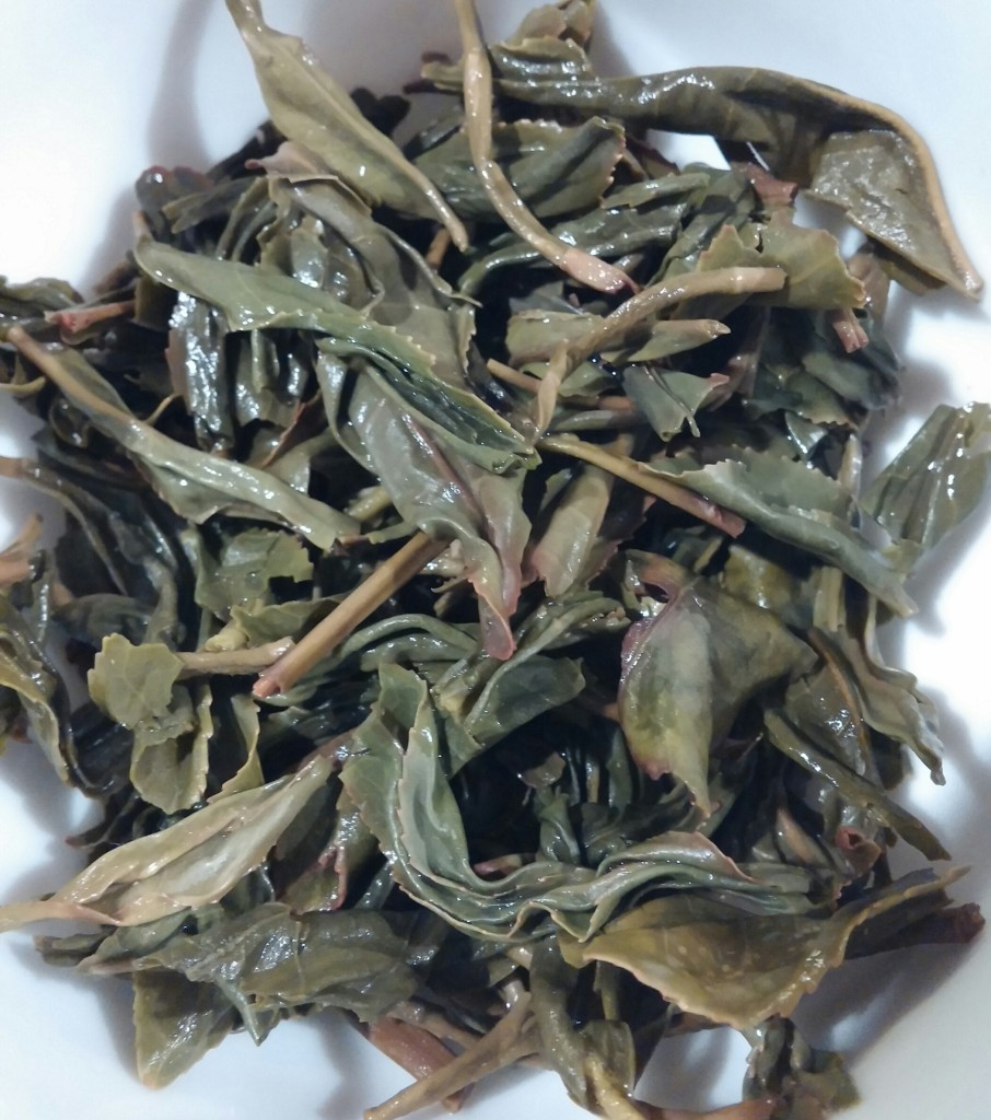 PT Harendong Pouchong Green Tea Dry Infused Leaves