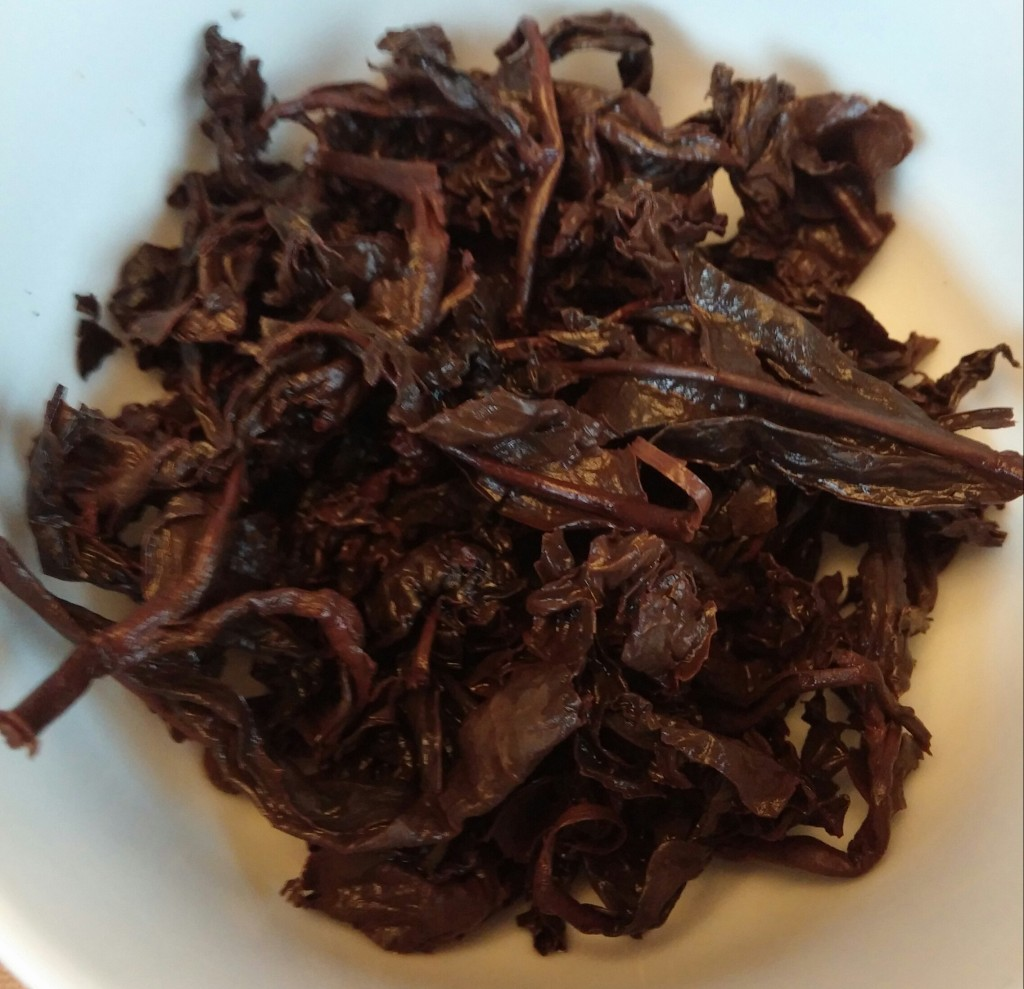 PT Harendong Red Tea Infused Leaves