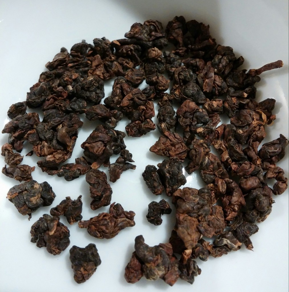 Gabaron Oolong Dry Leaves