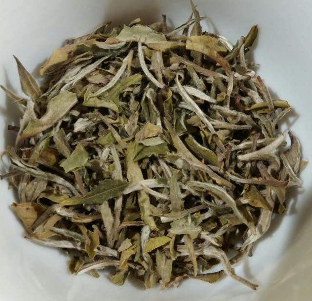 Mount Kanchenjunga White Tea Dry Leaves