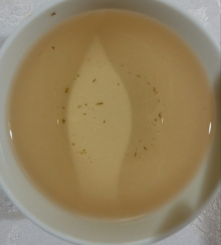 Mount Kanchenjunga White Tea 3rd Infusion